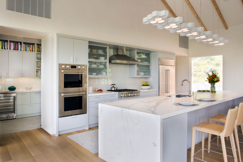 Contemporary Kitchens - Snowdrift 1