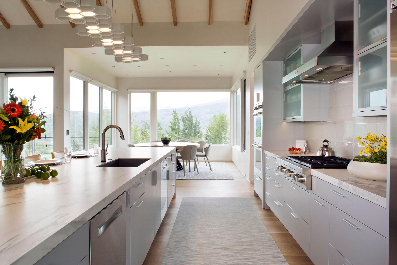 Contemporary Kitchens - Snowdrift 2