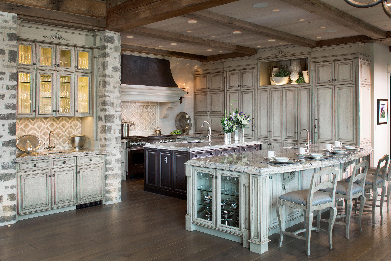 Country-Rustic Kitchen - Crestone 1