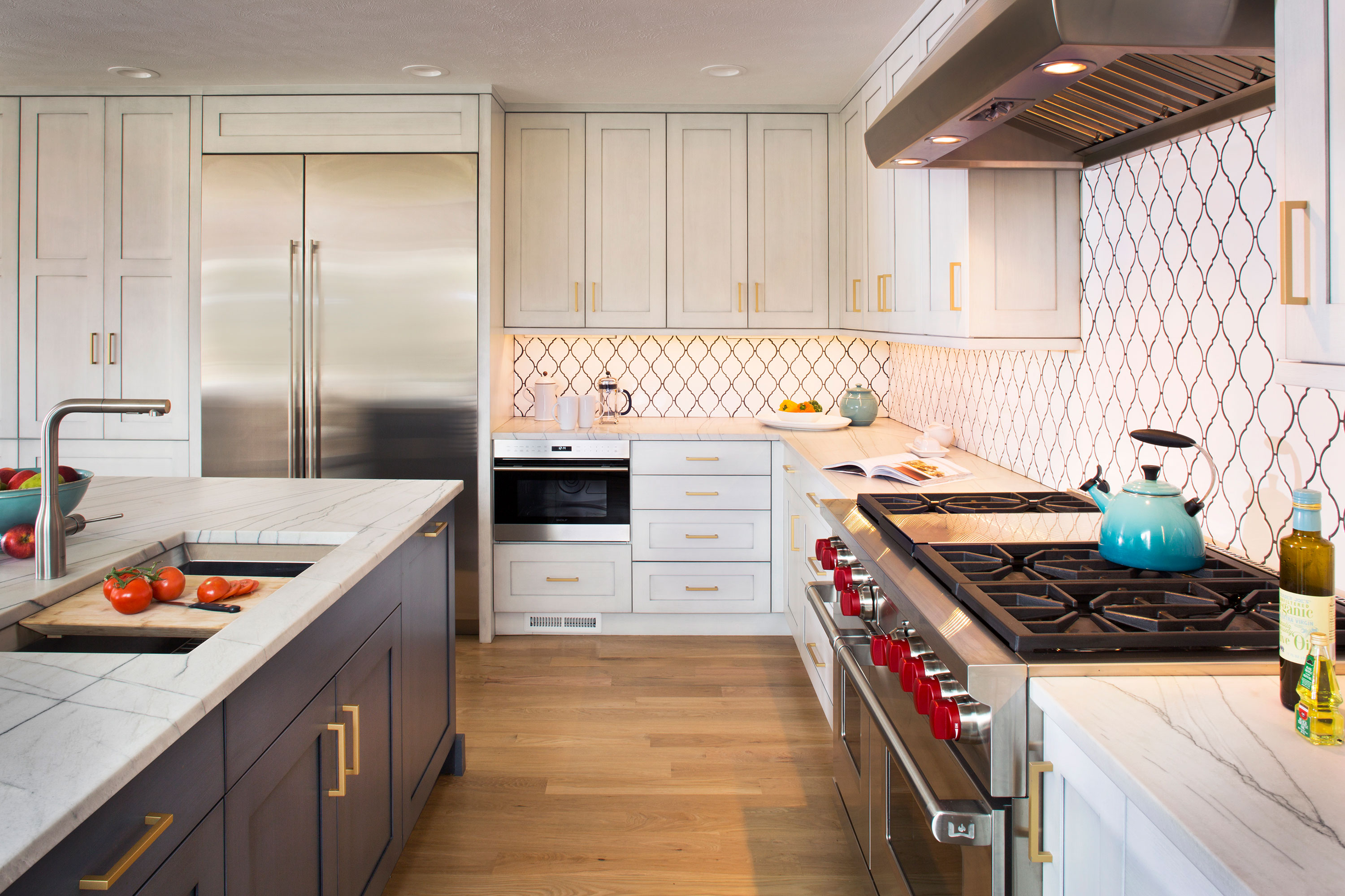 Traditional Kitchen - Sky 1