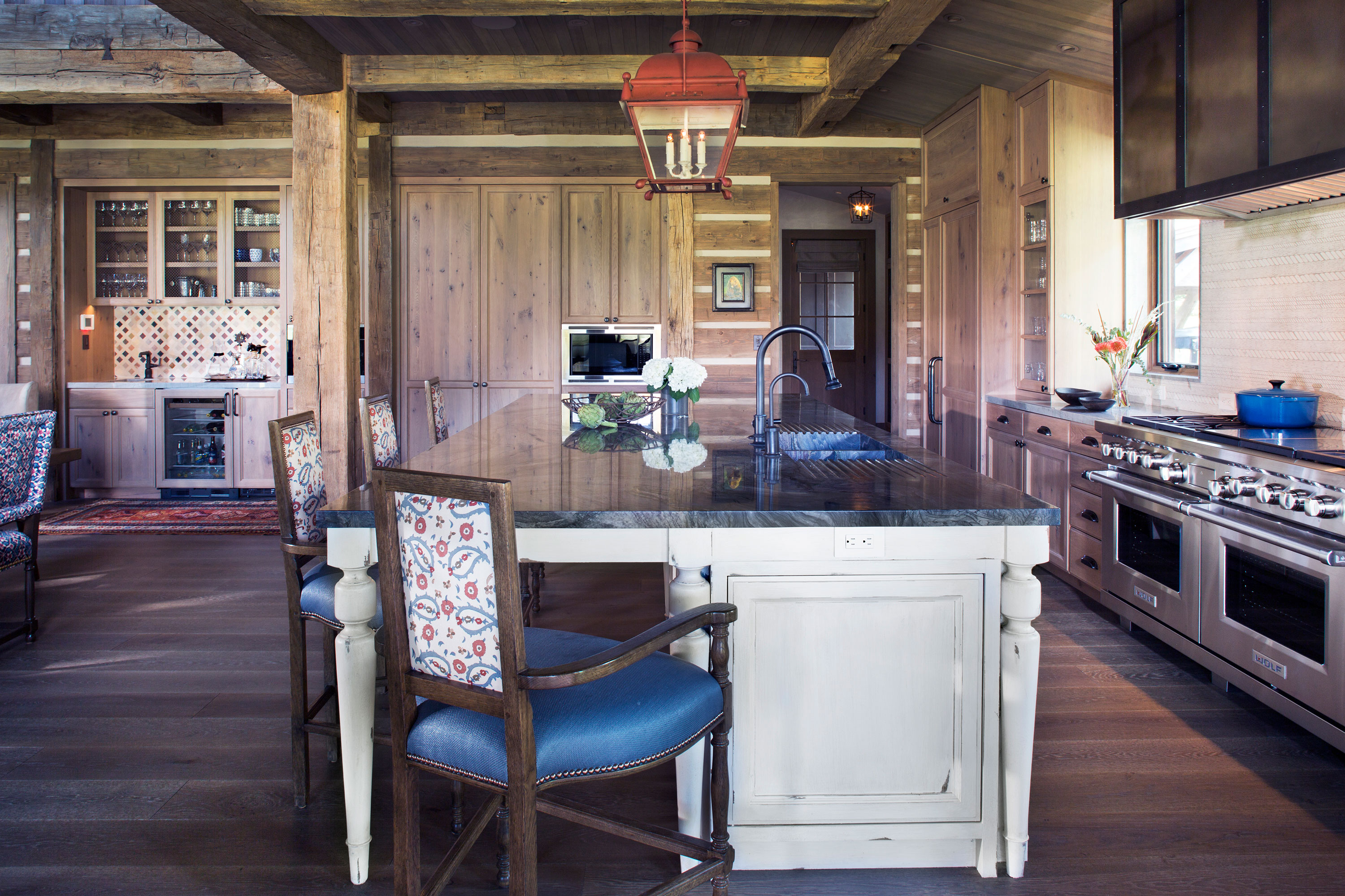 Traditional Kitchen - Eagles nest 1