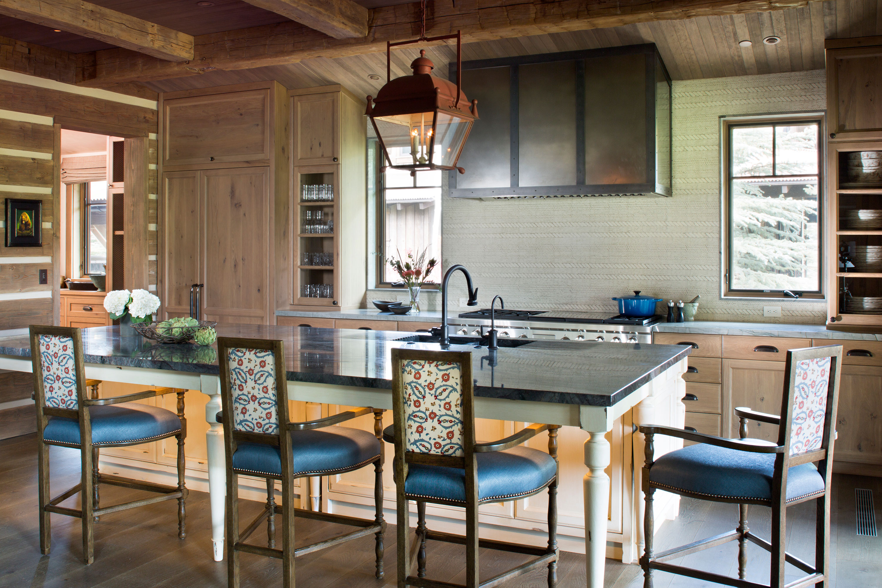 Traditional Kitchen - Eagles nest 2